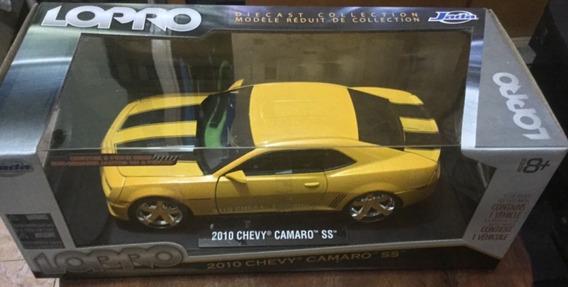 Jada Escala 1:18. 2010 Chevy Camaro Ss