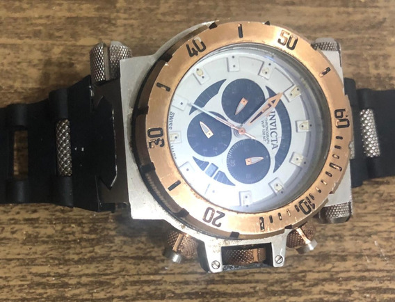 Relogio Invicta Coalition Forces Black Label Reserve Origin