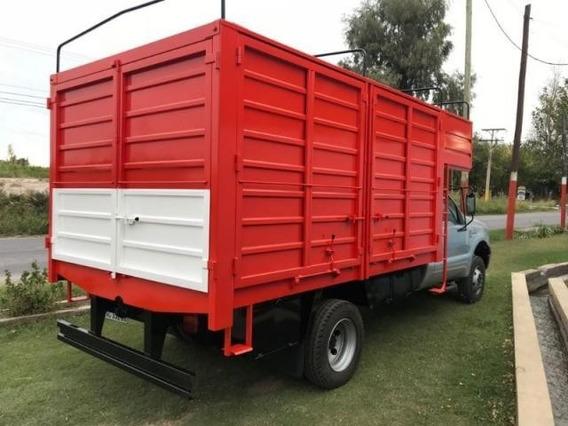 Carrocería Metalica Nueva Para Camion