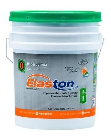 Impermeabilizante Elaston 6 Años Imperquimia