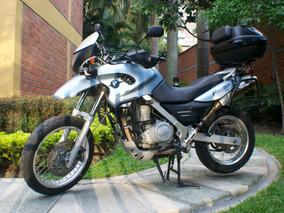 Bmw F 650 Gs - Gris