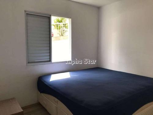 Imagem 1 de 16 de Excelente Apartamento, Ótimo Acabamento,  Venda - Resort Da Granja - Cotia/sp - Ap2082