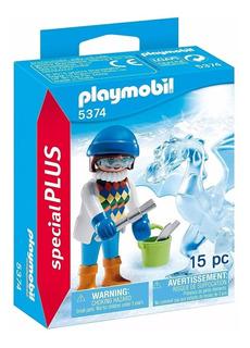 Playmobil Special Plus Estructura De Hielo 5374