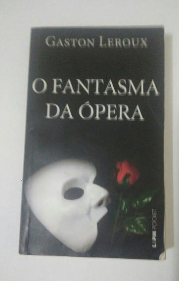 Livro O Fantasma Da Opera