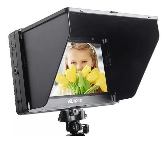 Monitor Viltrox Dc-70ii 1024 * 600 7 Polegadas Fotografia