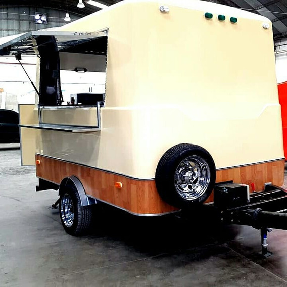 Food Truck .homologado Lcm Food Trailer . Cocina Movil