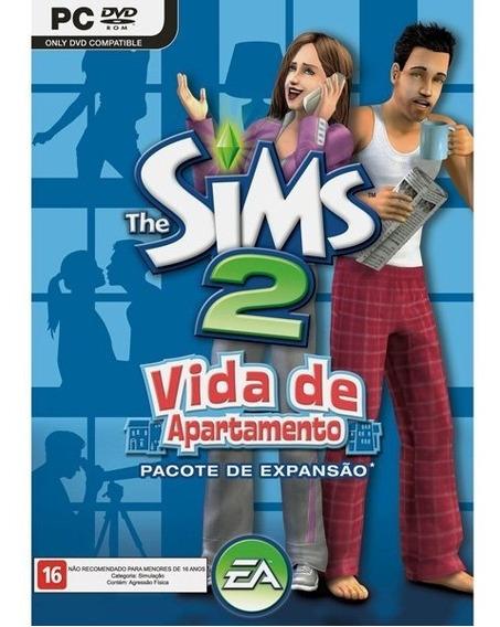 Jogo Pc The Sims 2 Vida De Apartamento