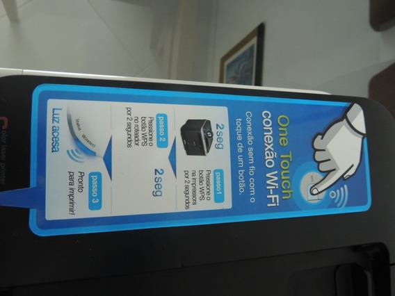 Impressora Samsung Laser Clx-3185fw Wifi Color Xpression