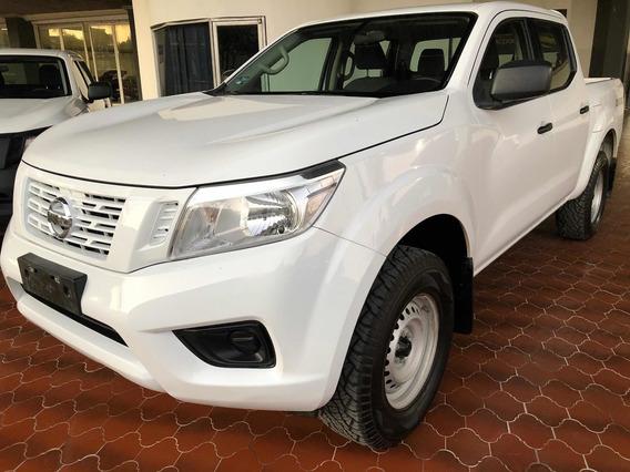 Nissan Np300 Frontier 2.5 Diesel Aa 4x4 2018