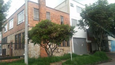 Arriendo Casa B/alcázares Bogota Para Empresa U Oficinas