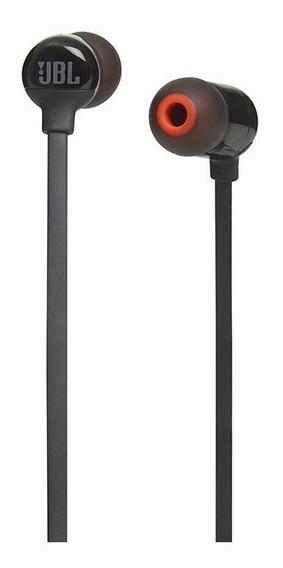 Fone De Ouvido Jbl In Ear T110bt Preto - Bluetooth