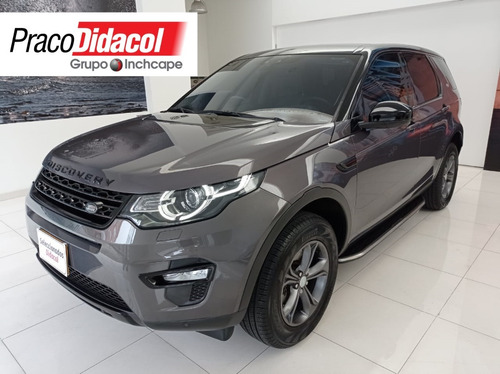Land Rover Discovery Sport 2,0 Se