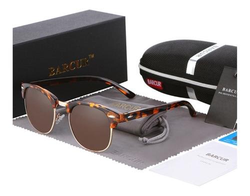 Gafas Lentes Sol Mujer Ovaladas Uv400 Barcur 3016