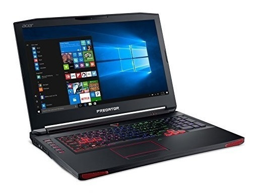 Notebook Acer Gaming Predator G9 I7-7700hq 2.8ghz / 16gb