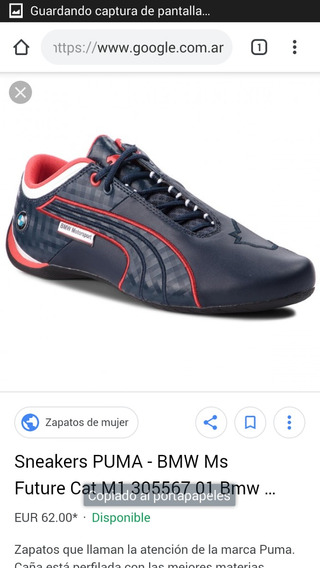 Puma Bmw Cat Future 10.5 Uk 44.5 Arg