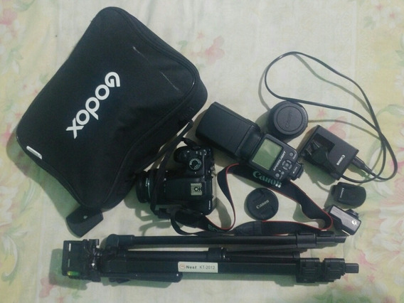 Canon T5 Kit Completo