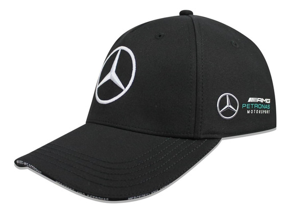 Gorras Mercedes Benz Team 20 Baseball Negro
