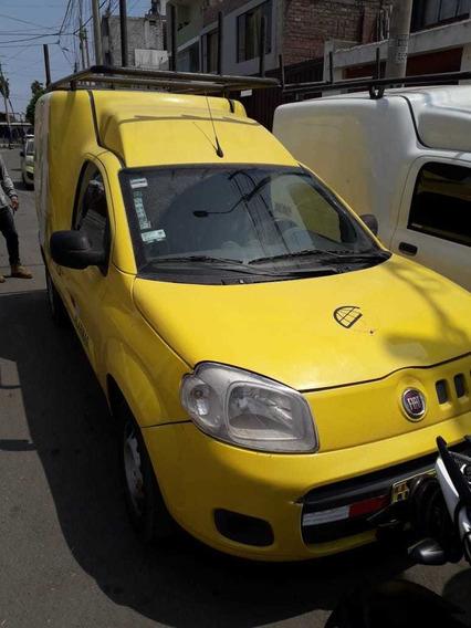 Remato Camioneta Fiat Fiorino 2015