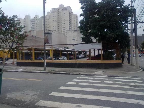 Terreno Comercial À Venda, Mooca, São Paulo. - Te0667