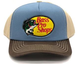Gorra Bass Pro Shops Calidad Premium Pesca Outdoor Accesorio