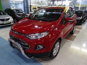 New Ecosport Titanium Flex Automático - Baixa Km
