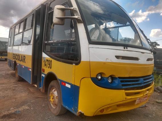 Cód. 19 Micro Ônibus Caio Piccolo Urbano Rural Ano 2002