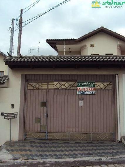 Venda Sobrado 4 Dormitórios Vila Augusta Guarulhos R$ 900.000,00 - 25191v
