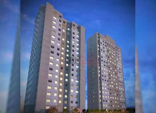Imagem 1 de 17 de Apartamento Plano & Jd. Planalto - Apartamentos Na Sapopemba Minha Casa Minha Vida - Ap5670