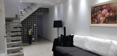 Sobrado Com 3 Dormitórios À Venda, 148 M² Por R$ 700.000 - Jardim Vila Formosa - São Paulo/sp - So0569