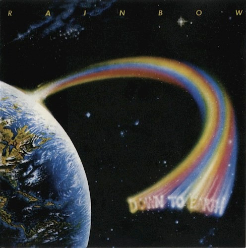 Down To Earth - Rainbow (cd)