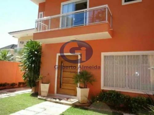 Imagem 1 de 19 de Casa 3 Quartos (1 Suite) Piscina A Venda No Anil Jacarepaguá - J-69213 - 31919262