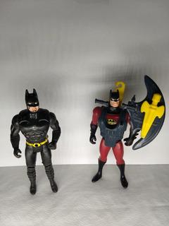 Batman Muñecos (precio Por Las Dos Figuras)
