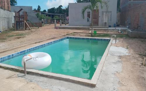 Imagem 1 de 13 de Casa Com 5 Quartos, 140,00m2, À Venda - Recreio Ipitanga - Lauro De Freitas - 134