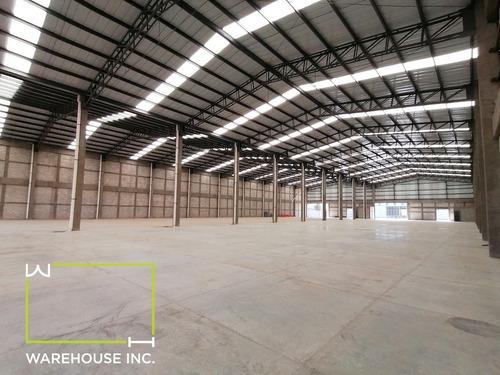 Imagen 1 de 16 de Bodega Industrial Renta En Coacalco