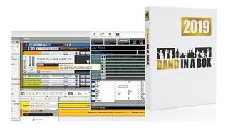 Band-in-a-box 2019 Mac Ultrapack