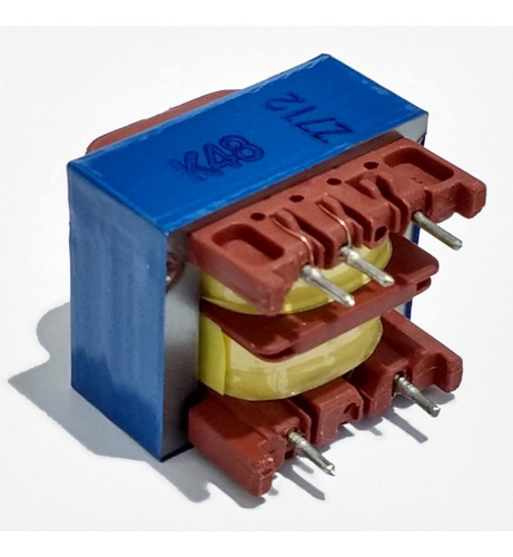 Imagem 1 de 2 de Transformador De Micro Ondas Panasonic K48 - 127 Volts 110ma