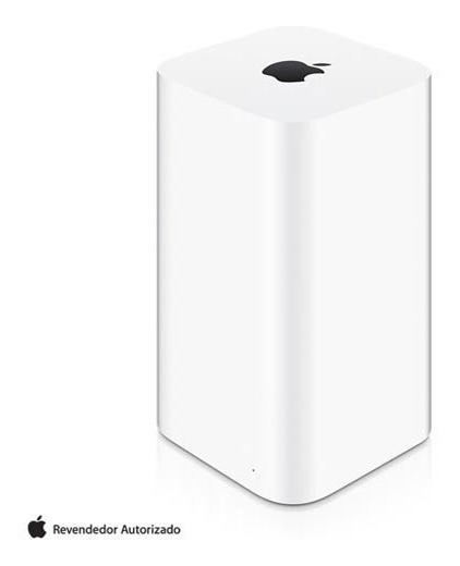 Roteador Airport Extreme Branco Apple - Me918bz/a