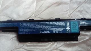 Bateria Acer Aspire 5242 Casi Nueva Poco Uso