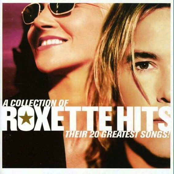 Cd Roxette A Collection 20 Greatest Songs