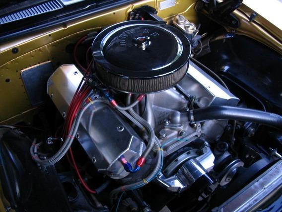 Chevrolet Camaro 68 Big Block V8 427 Muncie Autoblocante