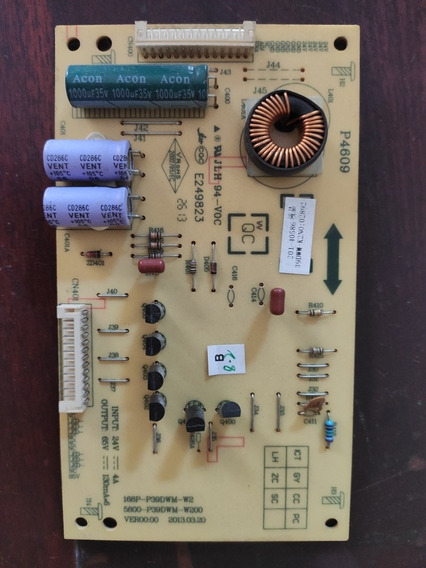 Placa Inverter Para Ken Brown Led39e700kb-s3