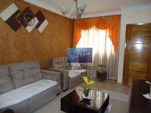 Imagem 1 de 20 de Sobrado Com 3 Dormitórios À Venda, 125 M² Por R$ 650.000 - Cidade Líder - São Paulo/sp - So1171