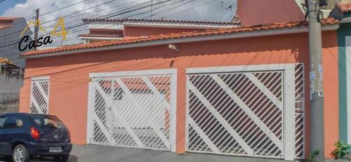 Imagem 1 de 16 de Casa Com 4 Dormitórios À Venda, 297 M² Por R$ 720.000,00 - Patriarca (zona Leste) - São Paulo/sp - Ca0083
