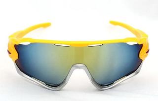 Óculos Ciclismo Profissional Estilo Jawbreaker Uv400 Top