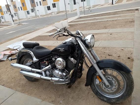 2009 Yamaha V Star 650cc