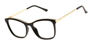 Armação Oculos Ogrife Og 1702-c Acetato Feminino Original