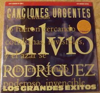 Vinilo Silvio Rodríguez Los Clásicos De Cuba 1 Los Grandes