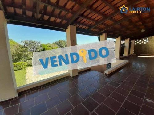 Chácara À Venda Em Atibaia Sp - R$ 345 Mil - Lairton Imóveis - Ch1357