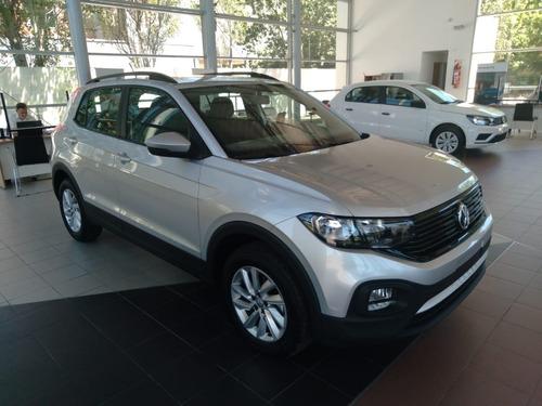Volkswagen T-cross 0km Trendline Comforline Cuotas Fijas G-