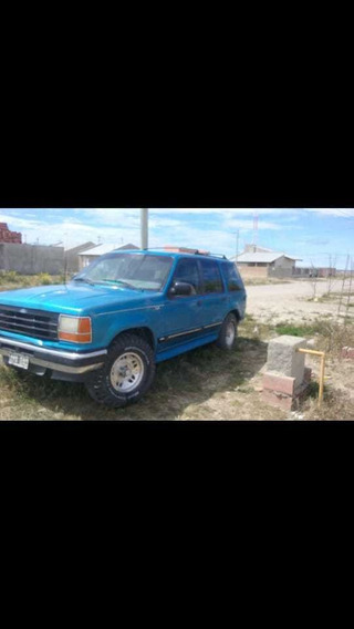 Ford Explorer 4.0 Xlt 4x4 At 1996